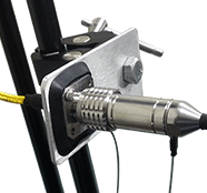 Magnum  Cable Adapter with Tripod Clamp and Patch Cable - 2 Fibers