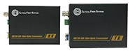 TFS 3G-SDI Video & RS485 Data Transmitter / Receiver Pair