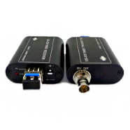 TFS 12G-SDI  4K Video Converter Transmitter / Receiver Pair